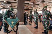 Jenderal Andika Pimpin Laporan Kenaikan Pangkat 19 Pati TNI AD
