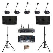 Paket Sound System yang Cocok untuk Rapat dan Conference
