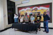 Viral di Medsos, Pelaku Pembuang Sampah di Kalimalang Menyerahkan Diri ke Polisi