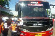 Jelang Libur Panjang, Petugas Razia Terminal Bayangan Pasar Rebo Jaktim