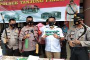 Polisi Gulung Komplotan Penodong Bersenjata Tajam di Terminal Tanjung Priok