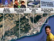 Tajir Abis! Harta Lionel Messi: Rumah, Mobil, Hotel buat 7 Turunan