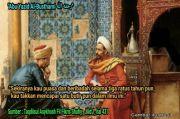 Tamparan Keras Ulama Sufi Abu Yazid Al-Busthami kepada Muridnya