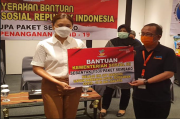 Pandemi, Ribuan Karyawan Hotel di Bandung Terima Bantuan dari Kemensos
