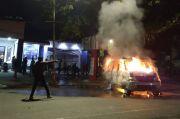 21 Orang Diamankan Buntut Demo Ricuh di Jalan AP Pettarani
