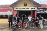 Dua Buronan Curanmor di Sejumlah Lokasi Ditangkap Saat Tidur