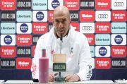Jelang El Clasico, Zidane Hadapi Persoalan Minimnya Gol