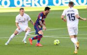 Babak I: Barcelona-Madrid Sama Kuat, Gol Valverde Dibalas Ansu Fati