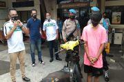Polisi Ringkus Penodong Sepasang Kekasih di Danau Sunter