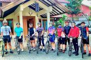 Persahabatan Tanpa Batas, Pramono Anung dan Saleh Husin Gowes Sejauh 60 Km