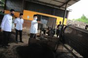 Tangerang Uji Coba Sumber Energi Terbarukan Biomassa dari Sampah