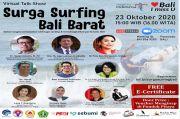 Program Bali I Miss U Gelar VTS Bahas Wisata Selancar
