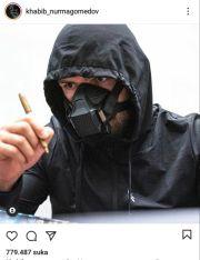 Masker Sub Zero Khabib Nurmagomedov Dibanderol Rp3,2 Juta