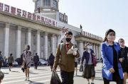 Korut Sebut Debu dari China Mengandung Virus Corona