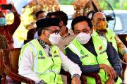 Pembangunan Jalan Metro Tanjung Bunga Dimulai, Ini Harapan Gubernur