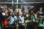 Indah Nostalgia Perjuangan Jalan Lingkar Luar Saat Kampanye di Desa Lino