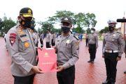 Kapolda Sumut Berikan Penghargaan Empat Personel Polresta Pematangsiantar