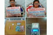 Cari Makan dengan Edarkan Sabu, Pasangan Suami Istri Ditangkap Polisi