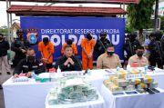 Oknum Perwira Polisi Terlibat Sindikat Narkoba, Kapolda Riau: Dia Pengkhianat Bangsa