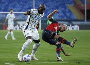 Lukaku Pecah Kebuntuan, Inter Milan Bungkam Genoa