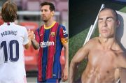 Ronaldo Semringah Usai Madrid Permalukan Barcelona di El Clasico