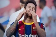 Tanpa Ronaldo di Madrid, Messi Malah Mandul Saat El Clasico