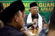 Soal Gus Nur, Maruf Amin Tak Ingin Medsos Dikumuhi Hal Tak Produktif