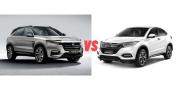 Ini Perbandingan Honda HR-V Lama vs Honda HR-V 2021, Bedanya Bikin Melongo!