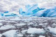 Meskipun Perubahan Iklim Dikendalikan, Es Antartika Akan Terus Mencair
