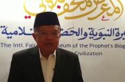 Ke Arab Saudi, JK Bahas Pembangunan Museum Sejarah Nabi Muhammad SAW