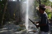 Semburan di Dekat TPA Cipayung, Warga Depok Heboh Dikira Gas