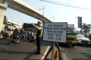 PSBB Transisi Jakarta Berlanjut, Aturan Ganjil Genap Kembali Ditiadakan