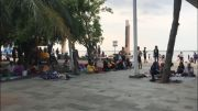 PSBB Transisi, Ancol Dipadati Puluhan Ribu Pengunjung