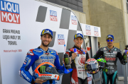 Statistik Menarik GP Teruel, Dominasi Honda hingga Hasil Buruk Mir