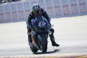 Demi Podium di MotoGP Teruel, Vinales Bakal Hemat Ban hingga 10 Lap Terakhir