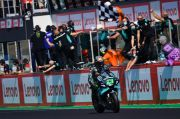 Ketiban Durian Runtuh, Morbidelli Juara MotoGP Teruel