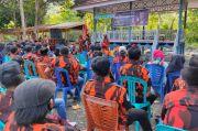 Desi Patantan Terpilih Jadi Ketua PAC Pemuda Pancasila Bua