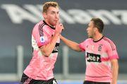Gol Dejan Kulusevski Selamatkan Juventus dari Terkaman Verona