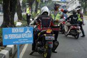 Operasi Zebra 2020, Polisi Sisir Jalanan di Jakarta Barat