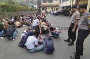 Hasut Pelajar Ikut Demo Ricuh, Lima Admin Media Sosial Ditangkap