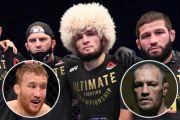 UFC 254 Bergolak, 5 Petarung Saling Bunuh Demi Sabuk Khabib!