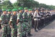 828 Personel Gabungan Dikerahkan Pada Libur Panjang Maulid Nabi di Cirebon