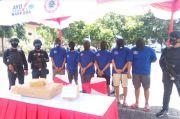Polisi Musnahkan Belasan Kilogram Sabu dan Ribuan Pil Ekstasi