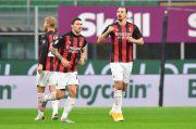 I Lupi Coreng Rekor Sempurna AC Milan di Serie A Musim Ini