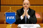 Presiden FIFA Positif Covid-19