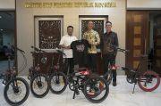 Terkait Pemberian Sepeda dari Daniel Mananta, KSP: Segera Kami Laporkan ke KPK