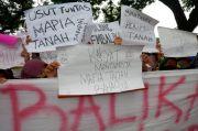 Datangi Kantor ATR/BPN, Warga Tangerang Utara Tagih Janji soal NIB Tanah