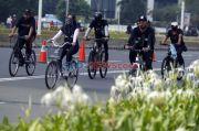 Mobilitas Warga Jakarta Meningkat di Masa PSBB Transisi, Pesepeda Naik 211 Persen