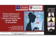 Hasil Penelitian, Mahasiswa Generasi Z Lemah Literasi Informasi dan Digital