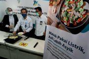 Genjot Konsumsi Listrik, PLN Luncurkan Gerakan 1 Juta Kompor Induksi